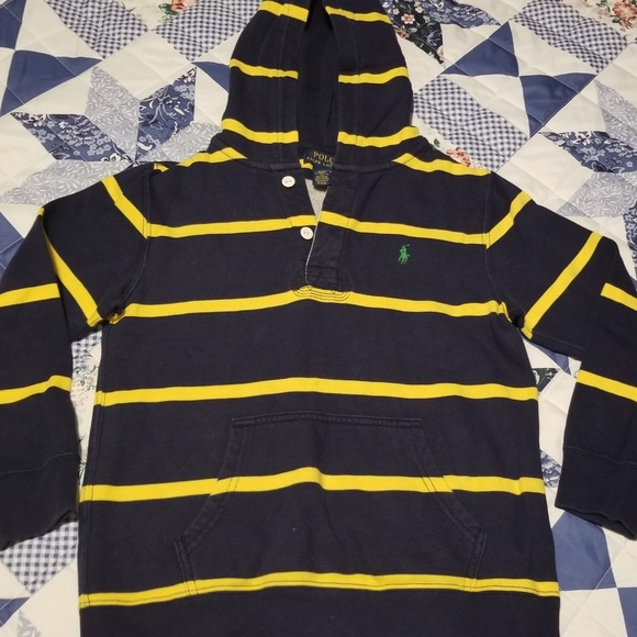 Polo by Ralph Lauren Other - Boys Polo Ralph Lauren Hoodie Size Small 8